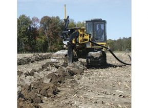 WM Drain Farm Drainage Solution