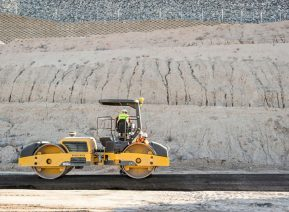 Intelligent Compaction and Paving Control Technology