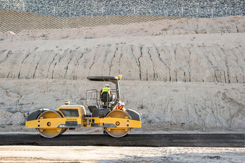 Intelligent Compaction & Paving Control