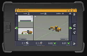 Trimble Earthworks for Graders